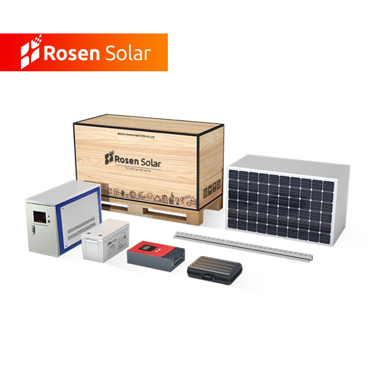 Solar Power Generator 10kw 15kw 20kw House Off Grid Solar Panel System With Battery