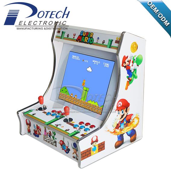 New Mini Tekken 7 Arcade Bartop Machine For 2 Players ...