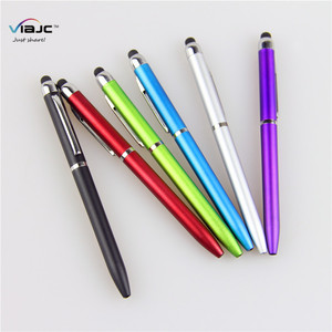 VIAJC conception mini stylet stylo petit écran tactile promotionnel stylo à bille