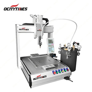 Ocitytimes health care product disposal electric cigarette high quality F1 cbd oil filling machine