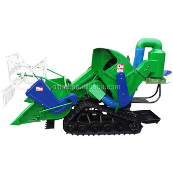 Factory supply good performance mini combine harvester for sale