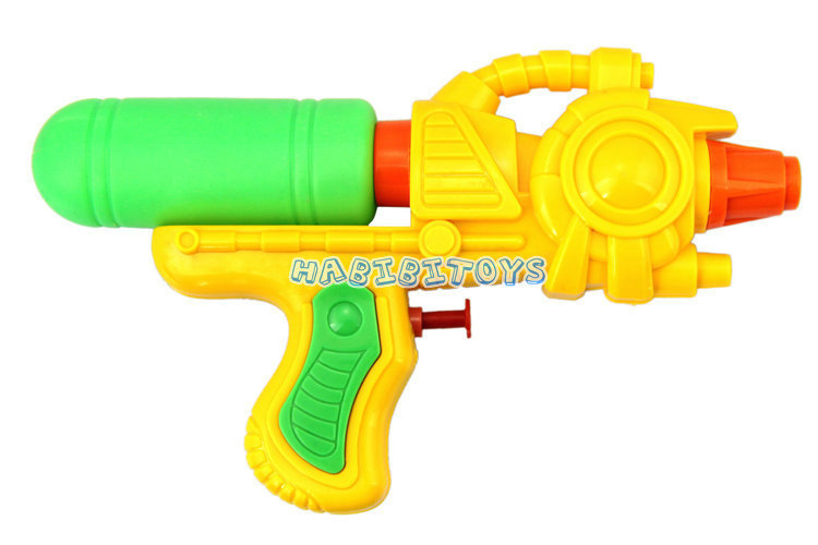 Buy Plastic Toys Big Toy Water Gun Pistol Inflatable Pressure Gun Outdoor  Fun Sports Summer Beach Shooting Squirt Nerf Water Bullet in Cheap Price on  ...