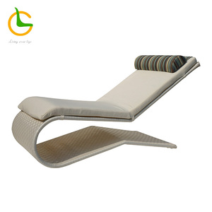 simple style easy design cheap outdoor furniture poolside sun lounger
