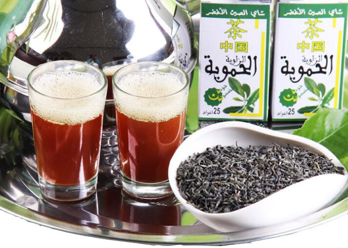 China Green Tea Chunmee Tea 41022 500g with OEM Packing - 4uTea | 4uTea.com