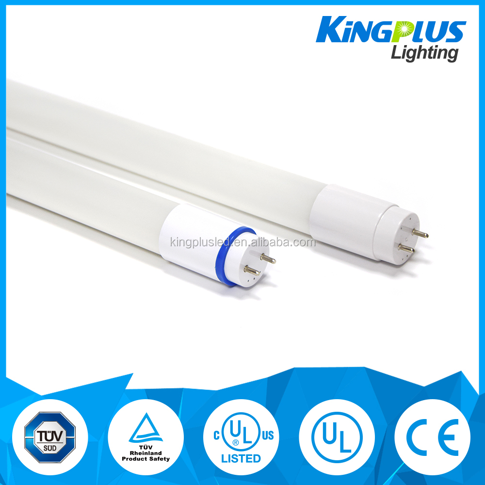 2016 Best seller Nano Material 160lm/w t8 led tube dlc listed usa warehouse