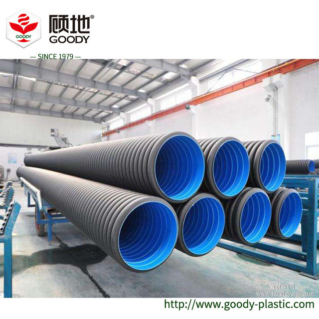 flexible HDPE double wall corrugated 24 inch drain pipe  sc 1 st  Alibaba & twin-wall corrugated pipe-Source quality twin-wall corrugated pipe ...