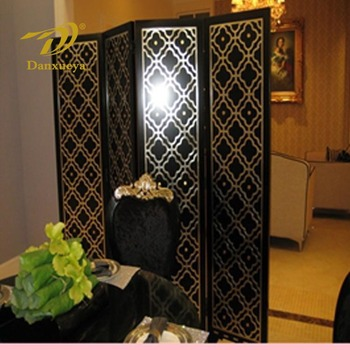 Alibaba Express Dubai Home Decor Partition Antique Wood Screens