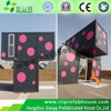 family type living 20ft container house price in china/72.insulated sandwich panel container home,offshore container price