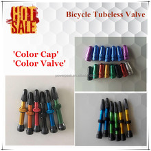 Best bicycle color presta valves bike color valve caps