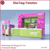 ice cream kiosk, food outdoor kiosk, coffee kiosk design Cut the pain early 2016 stock