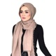 2018 dirty dyed arab girl hot hijab fashion scarf cotton shawl women hijab in chiang mai