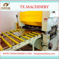 High Precision metal steel sheet Leveler/ leveling machine/straightening machine