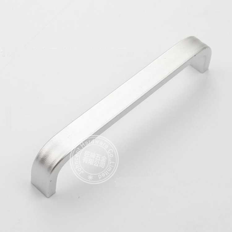 Extruded Aluminium Wardrobe Cupboard Cabinet Handle