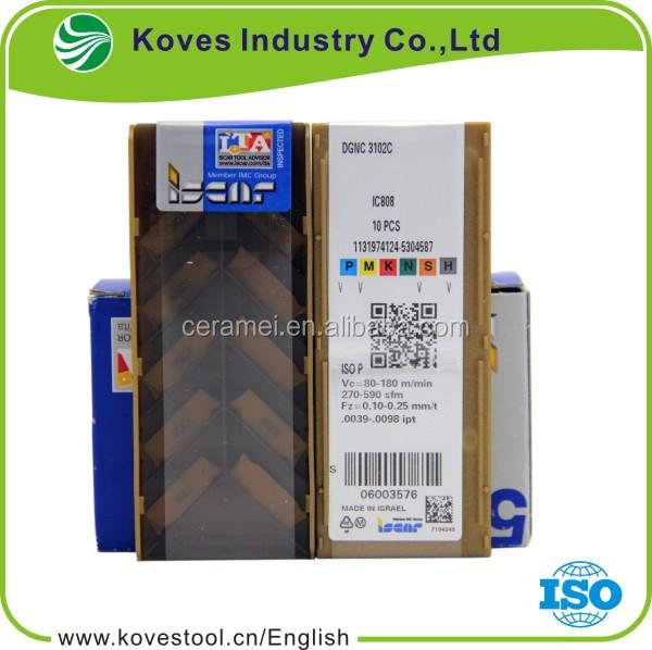 Iscar HTP LNHT 1006 ETR IC808; 10 inserts//box