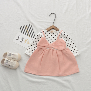 Discount High Quality Summer New Design Baby Girl Dress for Kids