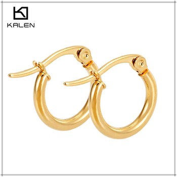 Tibet Simple Gold Earring Jewelry Designs For Women Buy Simple