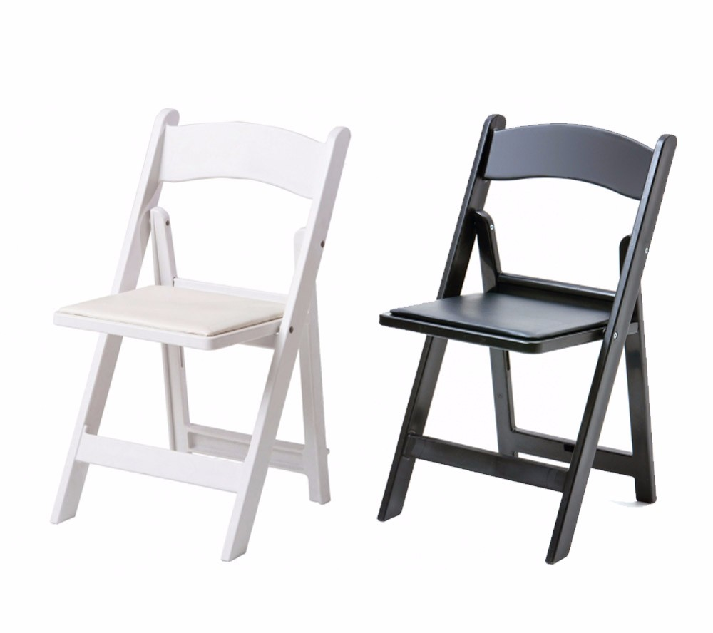 Swii Wedding/event Rental Chair White Plastic Chairs For