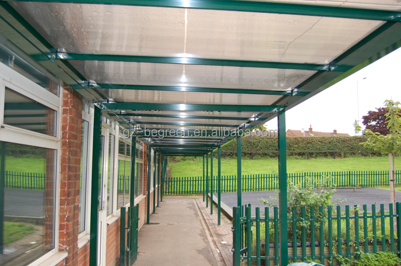 Plastic Roof TilePolycarbonate Hollow SheetRoofing SheetGarden