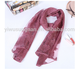 Lace crochet flower thin scarf women fashion spring dress long scarves