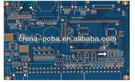 bicycles pinarello one-stop rigid pcb & pcba FR-4 manufacture in shenzhen china