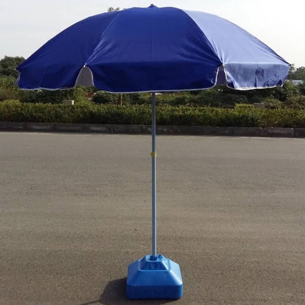 Guarda sol grande reforçado pode proteger contra raios nocivos