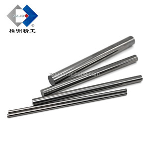 H6 Polished Tungsten Carbide Rods, Solid Carbide Rods