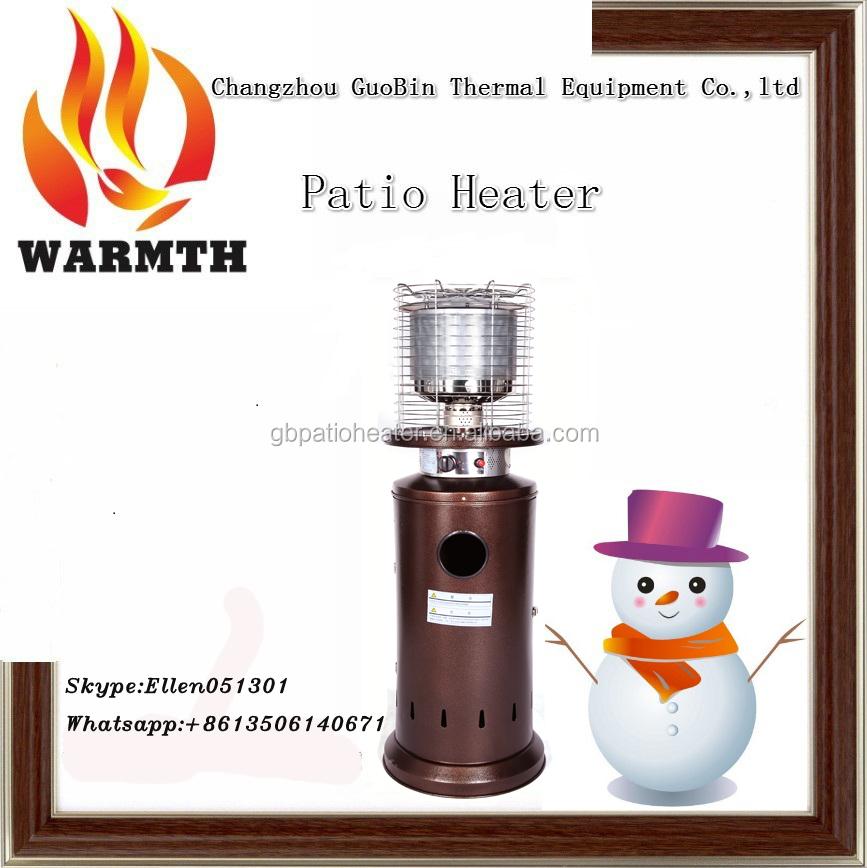 Ronde Paito Heater Van Goede Kwaliteit Gas Heater Outdoor