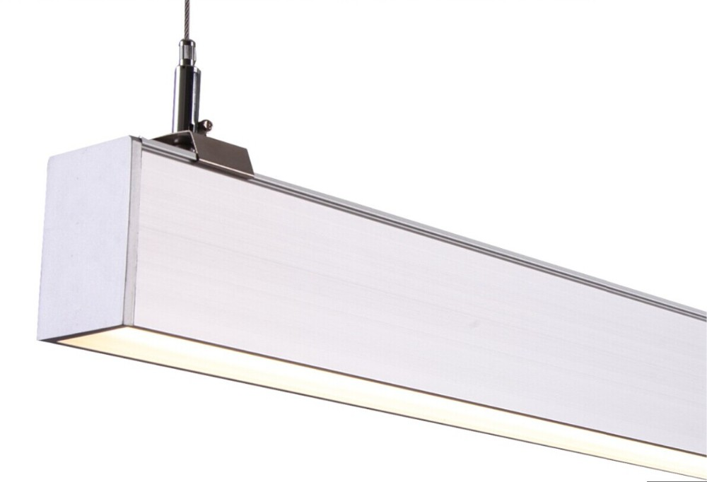 18w Linkable Led Batten Linear Light Recessed Suspended