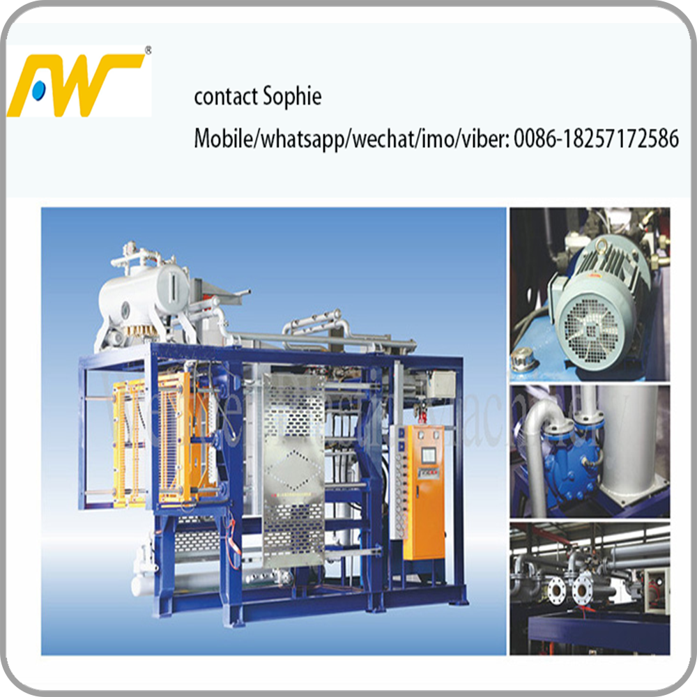 Weifoer insulated concrete forms eps machine