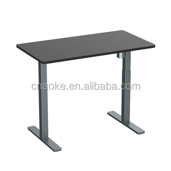 Electric Standing Desk Adjustable Height Table Legs Modern Office