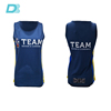 Custom Man Running Shirts Printing Running Vest With Low MOQ