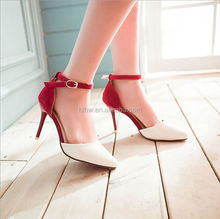 2014new design Style women's sexy small head high heels