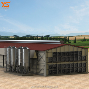 Hot Galvanized Poultry Pig Farming Silo Feeding System
