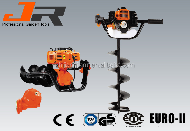 Top quality gd490 1 49cc garden tool earth auger machinery for Top quality garden tools