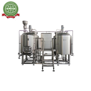 Made in China 500l beer brewing equipment /beer brewery machine with 6 fermenters