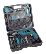 500 w klopboormachine 95 pcs power tool kit