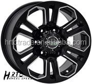 HRTC 4*4 offroad suv jeep real beadlock 15*8 and 16*7.5 and 17*8 and 20*9.0 alloy wheel