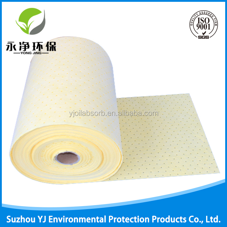 Dimpled Medical Absorbent Roll
