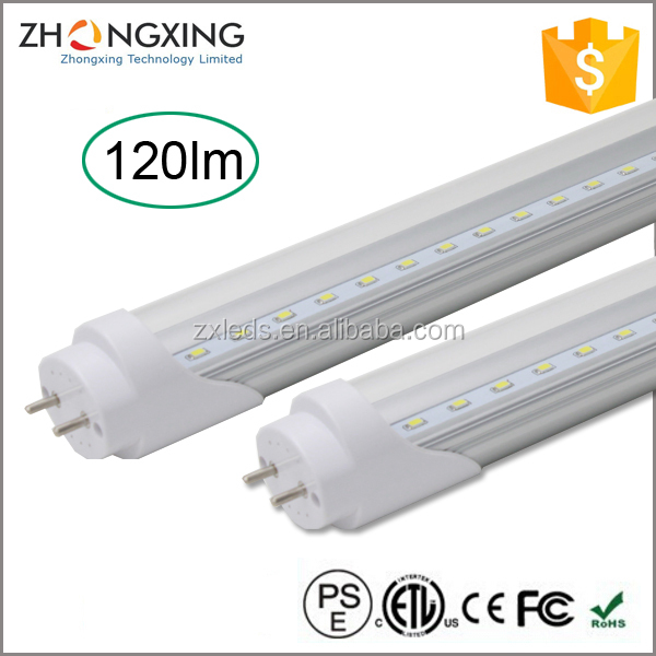T8 G13 Fluorescent Lights DLC ETL Approved 110v 120V AC Natural White 30W Tube with 5FT