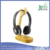 Buckhorn-Shaped Bamboo Display Holder Stand for Headphone Headset