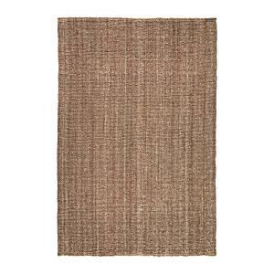 "Ikea Rug, flatwoven, natural 6 ' 7 ""x9 ' 10 "", 226.232311.3822"