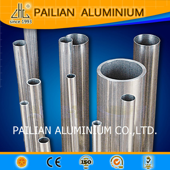 Wow!aluminium 6063 t6 tube anodized for picture frame,aluminium tube for air conditioning,extruded aluminium hollow tube for Au