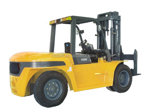 TCM technology hydraulic transmission system 8ton diesel forklift truck sale on alibaba
