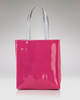 Hot Promotional GlitterTote PVC Bag Style With Handle For Shopping