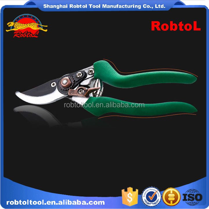 Garden Hand cutting tools Anvil/bypass pruning shears pruners Secateurs scissors,Snip Trimming Orchard picked dual-purpose knife