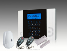 alarm with wireless panic button