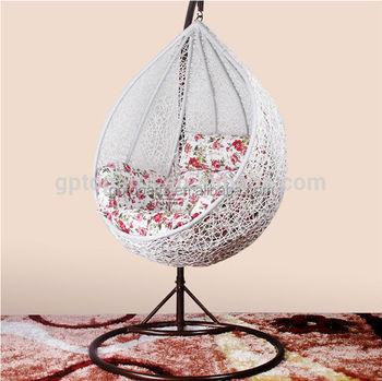 2014 Best-seller Egg Pod Hanging Chair Swing Chairs Water Drop Shaped Rattan Basket & 2014 Best-seller Egg Pod Hanging Chair Swing Chairs Water Drop ...