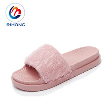 d07a691b4 China Ladies Suede Slipper, China Ladies Suede Slipper Manufacturers and  Suppliers on Alibaba.com