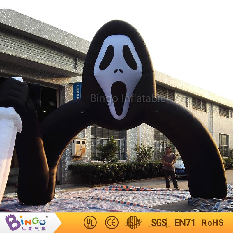 inflatable halloween <strong>decoration</strong> halloween archway inflatable ghost arch for <strong>decoration</strong>