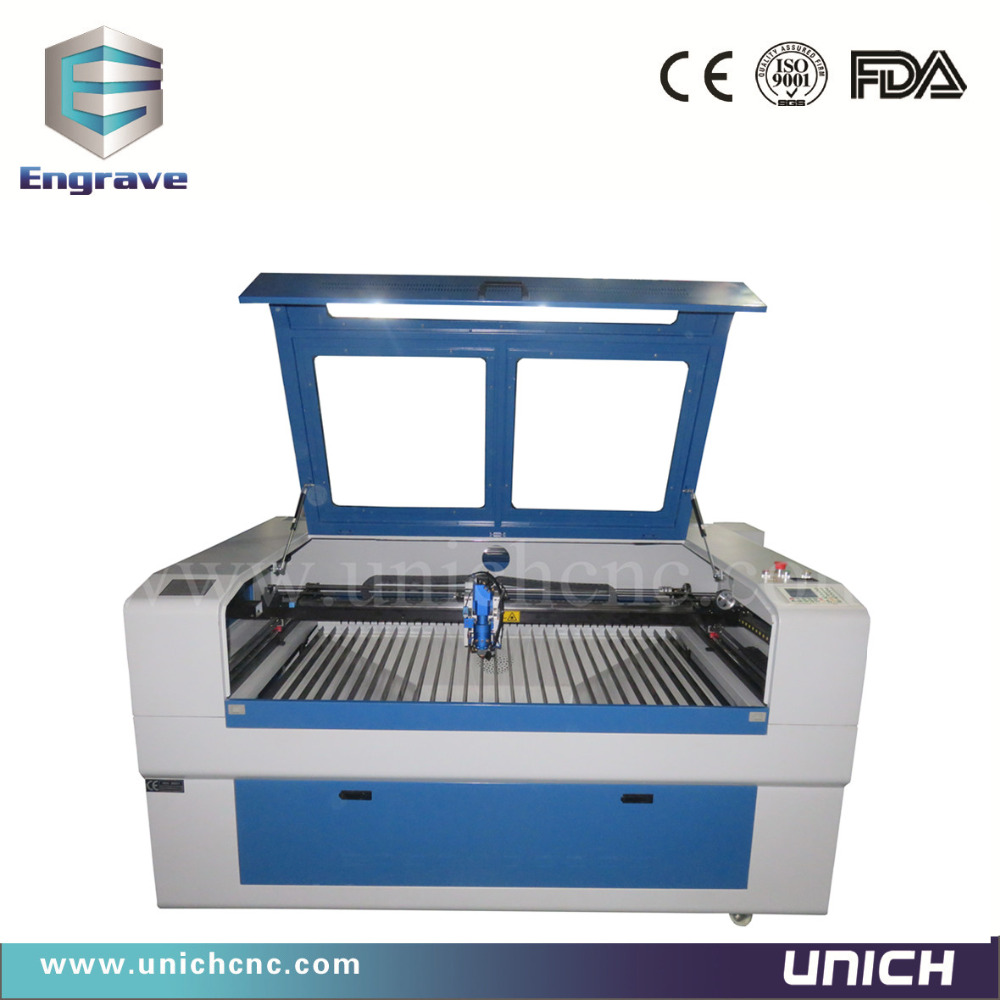 Competitive price stainless steel/carbon steel metal laser cutting machine/laser sculpture machine